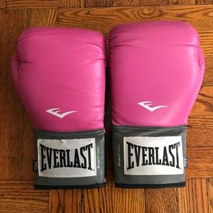 Women's boxing pro style training gloves